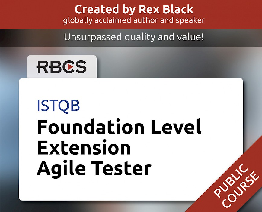 Rbcs Software Testing Training Consulting Resources